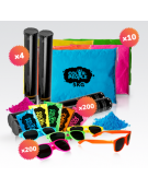 200 PERSON HOLI RACE PACK