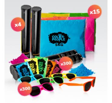 pack holi run 300
