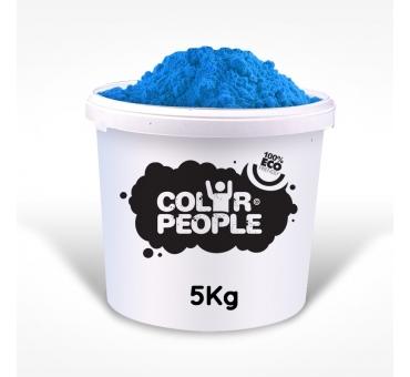 Seau 5 kg de poudre Holi
