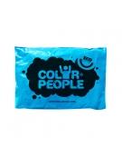 100 Sachets de poudre Holi de 9 couleurs